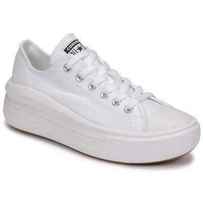 Converse CHUCK TAYLOR ALL STAR MOVE CANVAS COLOR OX Weiss