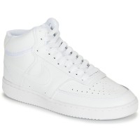 Nike COURT VISION MID Weiss